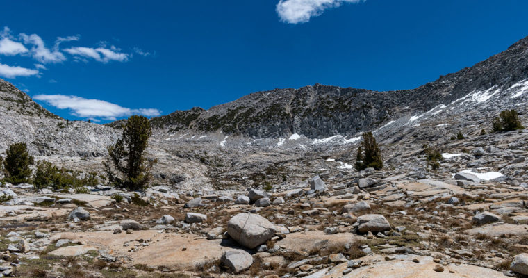 A Day of Solitude on Goat Mountain – Kings Canyon National Park