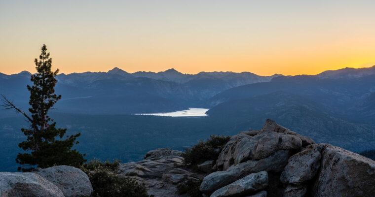 Photo Op – Camping at White Bark Vista