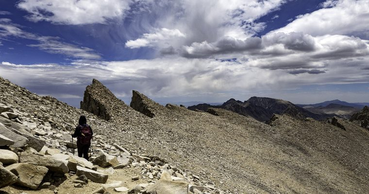 Hiking Mt. Whitney, Highest Peak In The Continental US